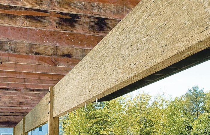 Engineered Lumber Eastside Lumber Amp Decking Austin Tx