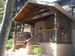 Porch rebuild