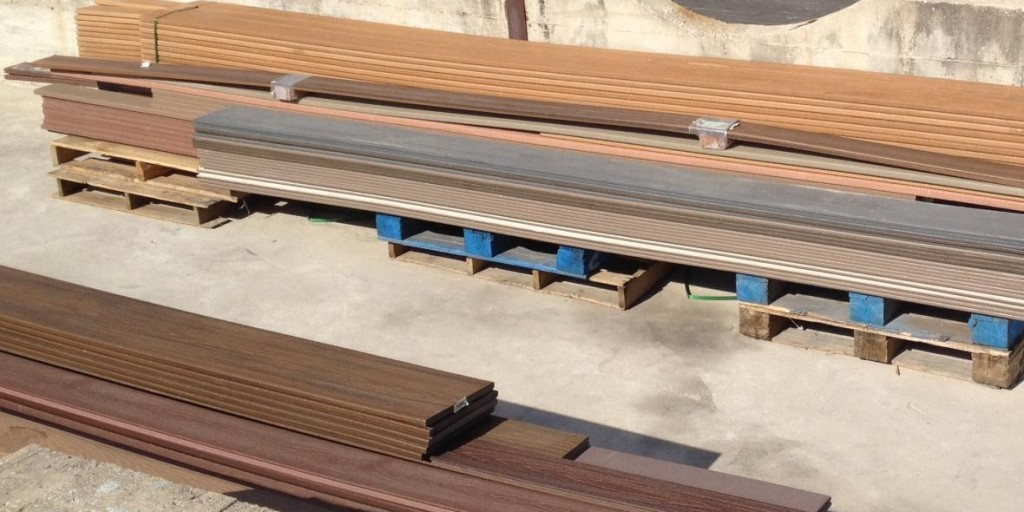 Sale on composite decking odds and ends eastside lumber for Composite decking sale