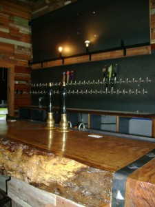 Craft Pride Bar and Taps