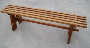 Eric Billig, bench