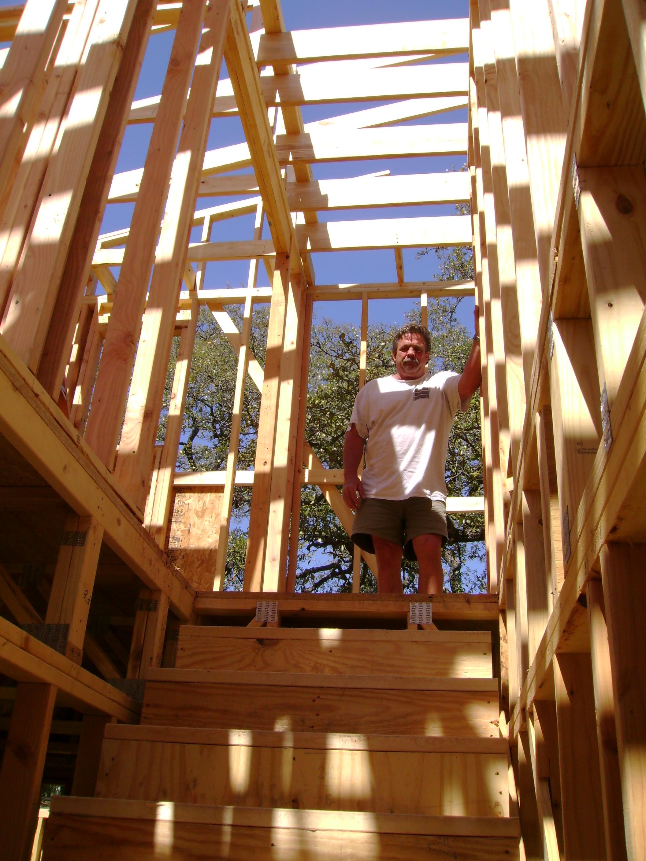 Framing Contractor James Galvin - Eastside Lumber & Decking ...