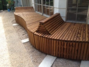 Eric Billig, wave bench