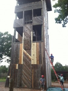 BSA Climbing Tower 1